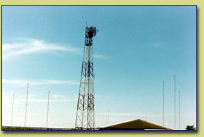 HIGH FREQUENCY RECEIVING STATION - DARWIN